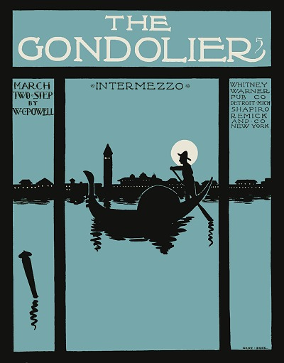 the gondolier cover