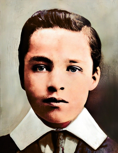 chaplin as a child actor