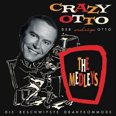 crazy otto album cover